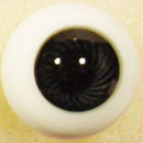 Meister Glass eyes 14mm